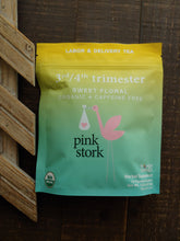 Labor + Delivery Tea 3rd/4th Trimester Tea ll Pink Stork