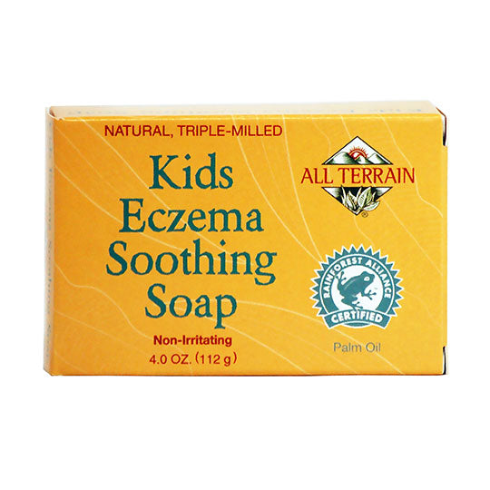 Kids Eczema Bar Soap ll All Terrain 4 oz