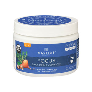 Navitas Organics Daily Superfood Focus Boost ll 4.2 oz - SimplyGinger