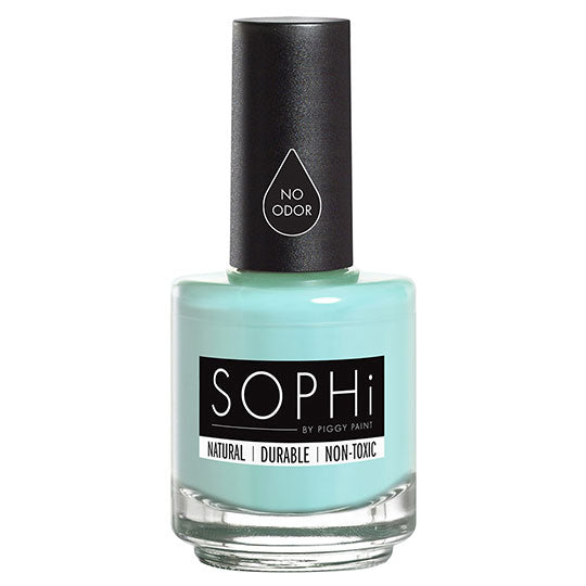 Pretty Shore About You Sophi Nail Polish ll Non Toxic - SimplyGinger