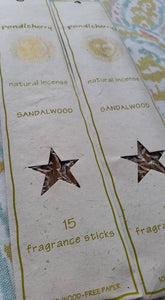 Sandalwood Incense Stick - 15 Sticks - SimplyGinger