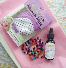 Pink/Purple Teething Gift Box - FREE Shipping - SimplyGinger