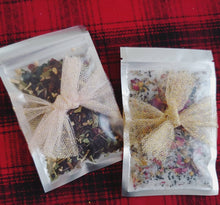 Stocking Stuffers ll Organic Loose Tea ll Face Scrub ll Bath Salts ll Gifts For Moms ll Gifts For Dad ll Organic Golden Milk - SimplyGinger
