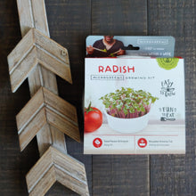 Radish Microgreens Growing Kits ll Fun For Kids - SimplyGinger