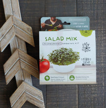 Salad Mix Microgreens Growing Kits ll Fun For Kids - SimplyGinger