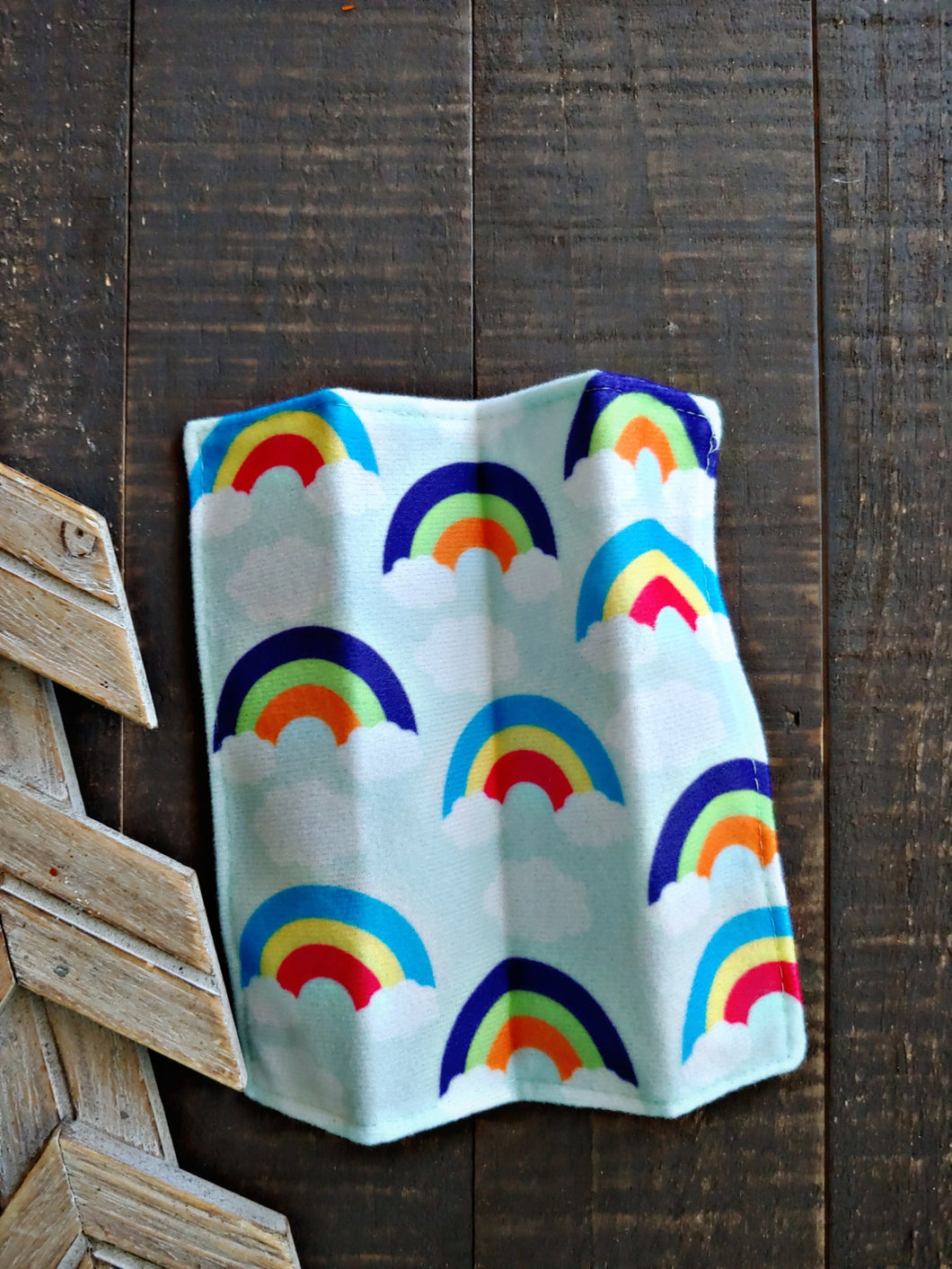 Rainbow Baby Paper ll Crinkle Paper - SimplyGinger