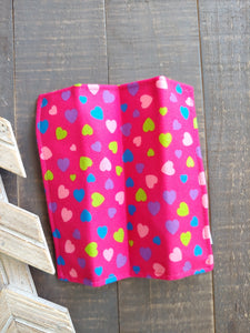 Happy Hearts Baby Paper ll Crinkle Paper