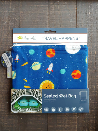 Interstellar Wet Bag ll Medium ll Travel Bag - SimplyGinger