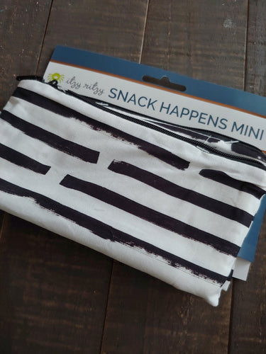 Dot Dot Dash Snack Bags ll Travel Bags ll Storage Bags 2 Pack - SimplyGinger