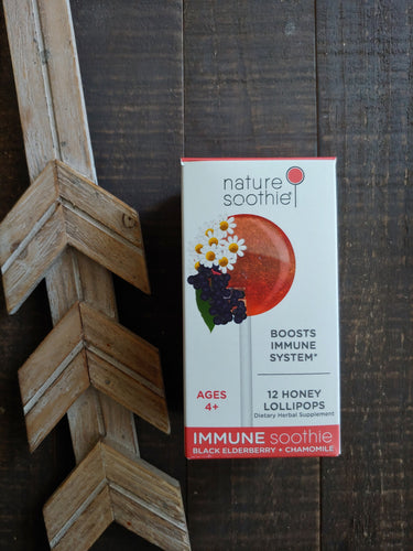 Nature Soothie ll Immune Soothie Lollipops - SimplyGinger