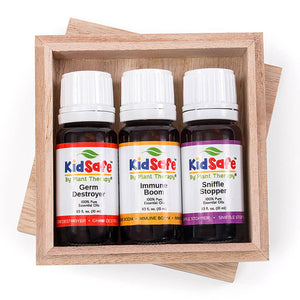 KidSafe Wellness Sampler Set ll Plant Therapy