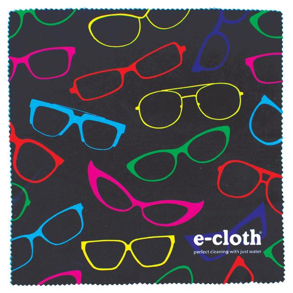 E-CLOTH GLASSES CLEANING CLOTH 7 1/2