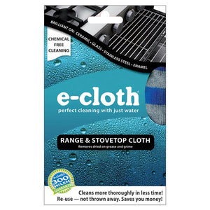 "E-CLOTH RANGE & STOVETOP CLOTH 12 1/2"" X 12 1/2"" - SimplyGinger"