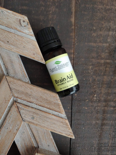 Brain Aid - Plant Therapy Synergy Blend - SimplyGinger