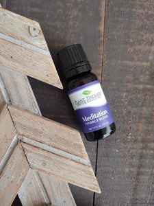 Meditation - Plant Therapy Synergy Blend