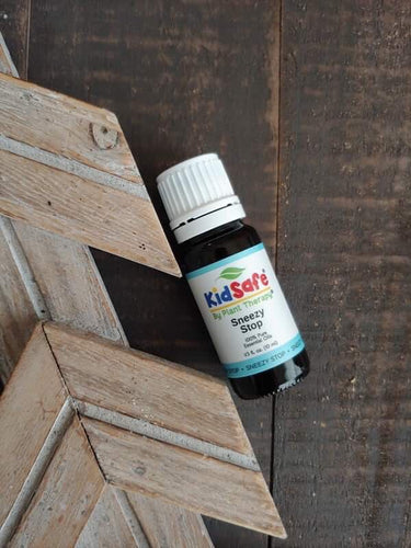 Sneezy Stop- Plant Therapy KidSafe Synergy Blend - SimplyGinger