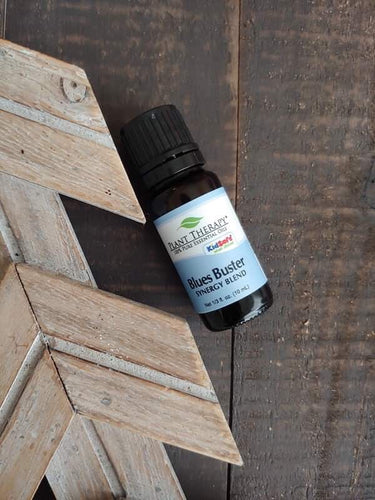 Blues Buster - Plant Therapy KidSafe Synergy Blend - SimplyGinger