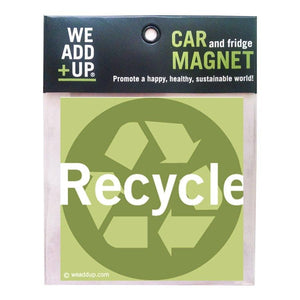 RECYCLE MAGNET - SimplyGinger