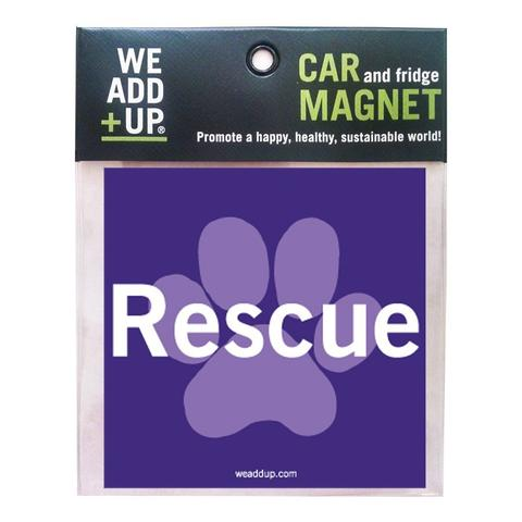 ANIMAL RESCUE MAGNET - SimplyGinger