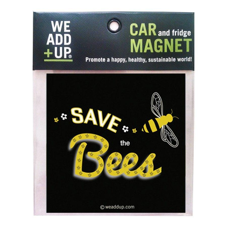 SAVE THE BEES MAGNET - SimplyGinger