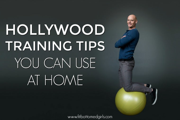 From Hollywood to Your Home: 5 Tips From Celeb Trainer Paul Vincent