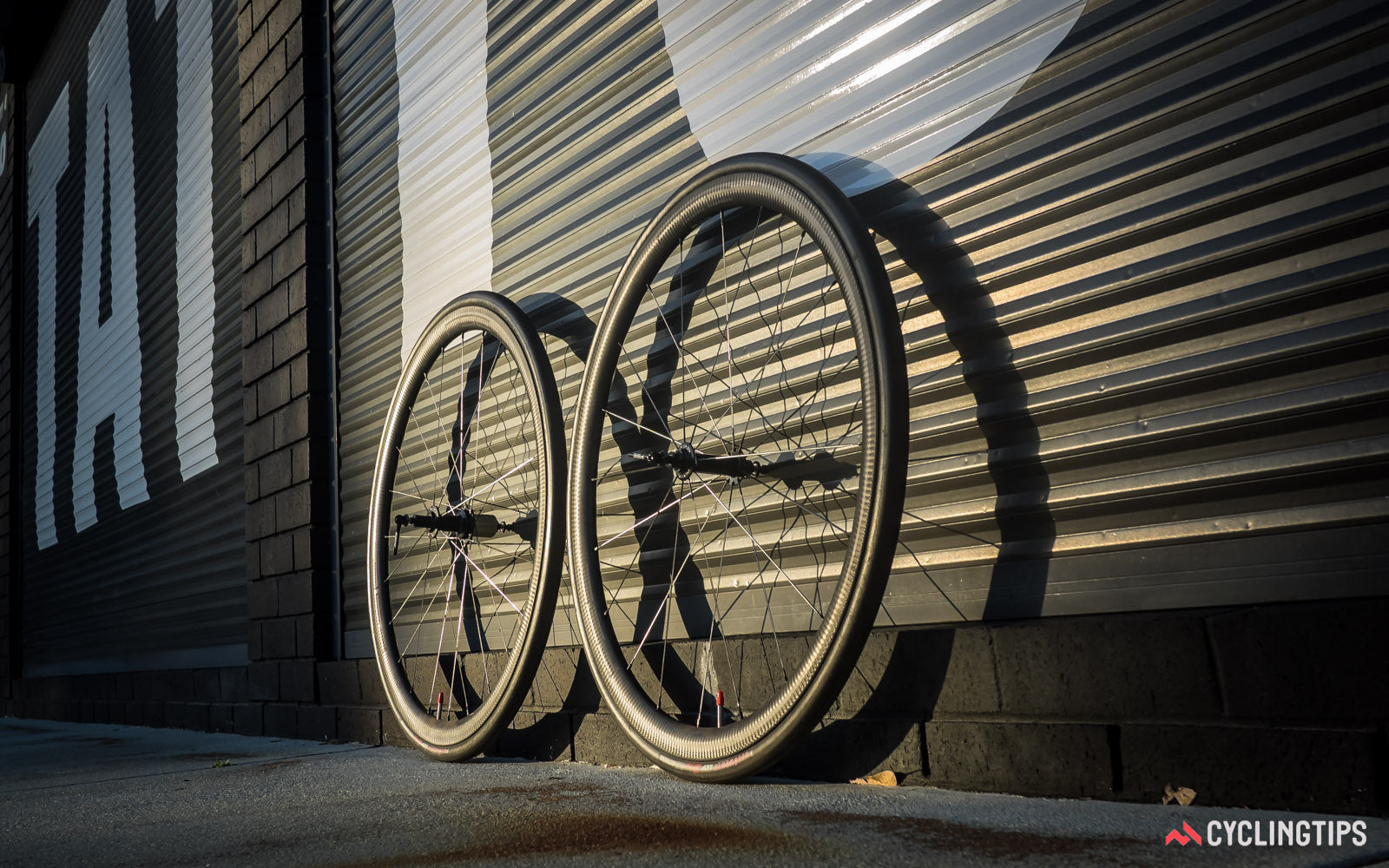Cycling Tips: FSE EVO 35C carbon fibre clincher wheelset review