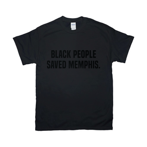SAVED MEMPHIS TEE