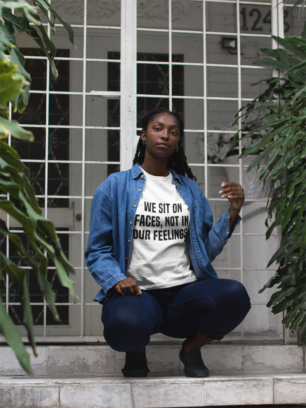 FACES & FEELINGS TEE