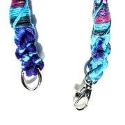 8mm Rope Collar in Galaxy, Collars, Jolly Hound, - Winnie Lou - The Canine Company