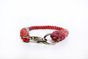 8mm Rope Collar in Marble, Collars, Jolly Hound, - Winnie Lou - The Canine Company