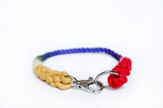 8mm Rope Collar in Primary, Collars, Jolly Hound, - Winnie Lou - The Canine Company