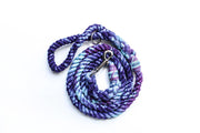 8mm Rope Leash in Galaxy, Leashes, Jolly Hound, - Winnie Lou - The Canine Company