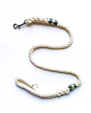 12mm Rope Leash in Natural/Camo, Leashes, Jolly Hound, - Winnie Lou - The Canine Company