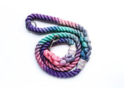 12mm Rope Leash in Marble, Leashes, Jolly Hound, - Winnie Lou - The Canine Company