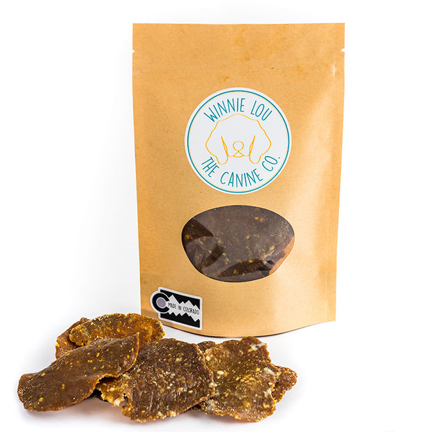Lamb Turmeric Jerky Treats