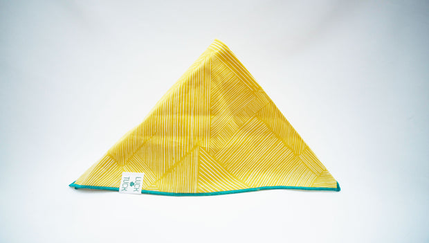 EXCLUSIVE Winnie Lou Yellow Dog Bandana, Bandanas, Luck of Tuck, - Winnie Lou - The Canine Company