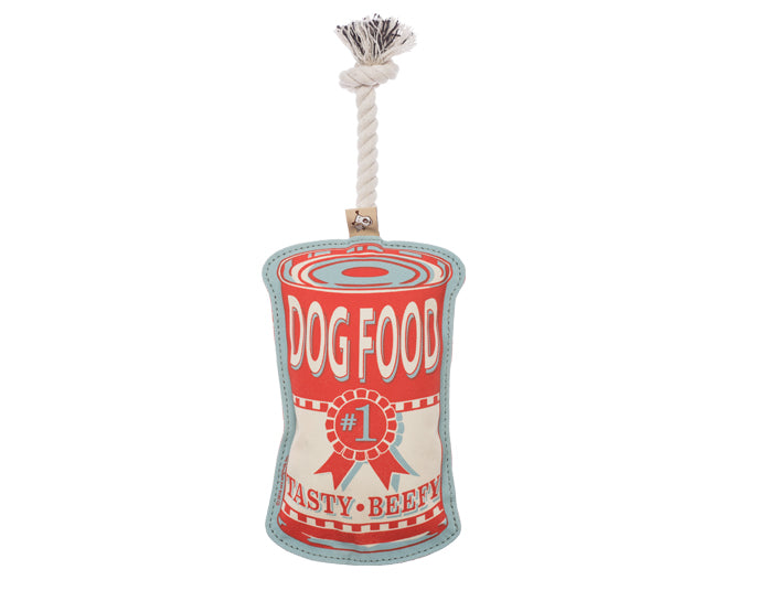 Rope Toy - Food Can, Play, Ore Pet, - Winnie Lou - The Canine Company