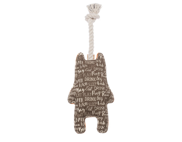 Rope Toy - Cool Cat, Play, Ore Pet, - Winnie Lou - The Canine Company