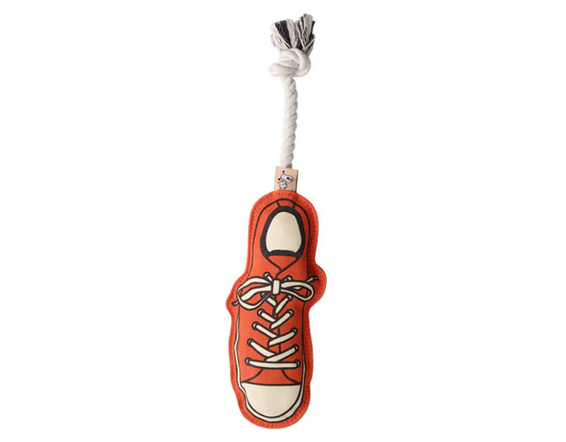 Rope Toy - Sneaker, Play, Ore Pet, - Winnie Lou - The Canine Company