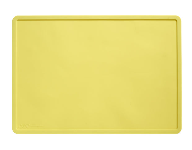 Silicone Food Mat in Lemon Lime, Food & Drink Neccessities, Ore Pet, - Winnie Lou - The Canine Company