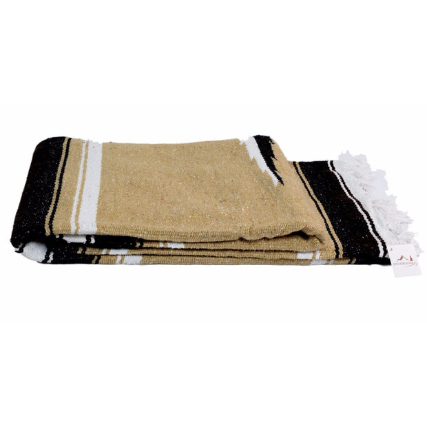 Baja Diamond Dog Blanket in Sand/Stone, Blankets, West Path, - Winnie Lou - The Canine Company
