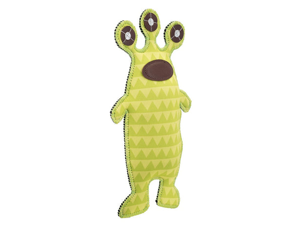 Float Toy for Tough Chewers- Xander the Alien, Play, Jax & Bones, - Winnie Lou - The Canine Company