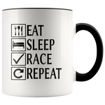 Eat Sleep Race Repeat
