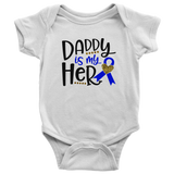 Daddy is my Hero Onsie