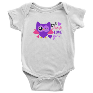 Owl Always Love  You Onsie