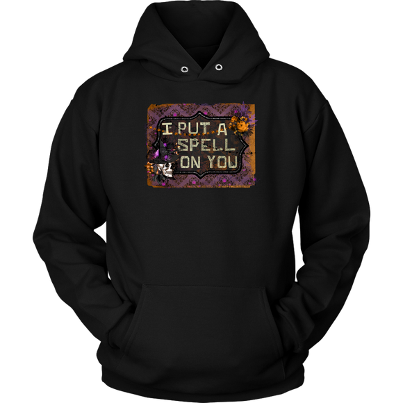 I Put A Spell On You Hoodie