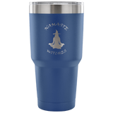 Namaste Witches Tumbler