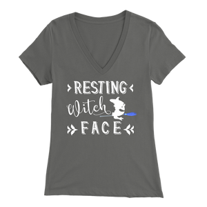 Resting Witch Face VNeck