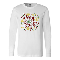Merry & Bright Long Sleeve