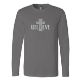 Believe Cross Long Sleeve